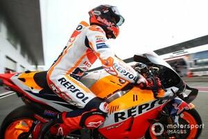 【MotoGP】再開直前!ヘレステスト午前|マルケス兄、怪我は完治? 約5ヵ月振り走行でトップタイム。中上貴晶は14番手