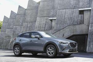 マツダ、CX-3に1.5リットルガソリン車追加 189万円から