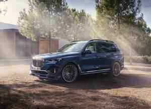 最速のフルサイズSUV?  「BMWアルピナXB7」が受注開始!