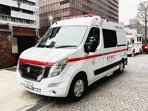 日産、日本初のEV救急車 東京消防庁へ納車 ベースは欧州向け「NV400」