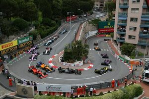モナコ、2021年は5週間でF1/ヒストリックF1/フォーミュラEの3レースを開催へ