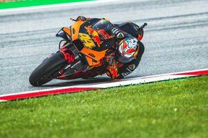 MotoGP第5戦:KTMファクトリーチームのポル・エスパルガロが初日総合トップ。3番手には中上がつける