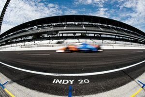 第104回インディ500デイ2:ディクソンがトップスピードを記録。琢磨は2番手と速さをみせる