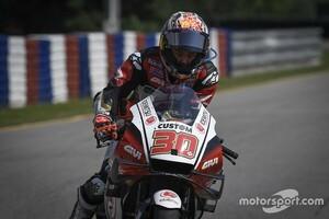 MotoGPオーストリアFP1:エスパルガロ弟、KTM母国でトップタイム。中上貴晶が好調3番手!