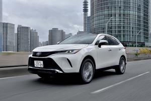 【国内試乗】「トヨタ・ハリアー」よりスタイリッシュなデザインに刷新!