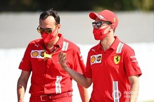 苦悩するセバスチャン・ベッテル。フェラーリとの関係悪化は完全否定「僕らはできる限りのことをしようとしている」