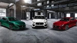 マセラティがクアトロポルテとギブリにフェラーリ製V8を積む高性能モデルを設定