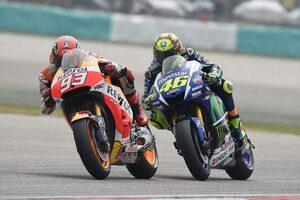 MotoGPの軌跡(9):ロッシがタイトルを逃す原因となった2015年のセパンクラッシュ