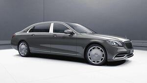 メルセデス・ベンツ日本、マイバッハに特別仕様車「グランドエディション」 2900万円で10台限定
