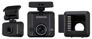 【あおり運転・事故対策】レンタカーやカーリース車両向けの2カメラドライブレコーダーをケンウッドが発売。利用者の操作防止対策品