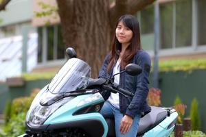『小野木里奈の○○○○○日和』 もしも、生活の一部にバイクがあったなら!