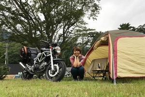 ニッチな職業バイクタレント ホンダ「VTR250」を相棒に選んだ理由とは