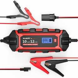 バッテリー上がりの救世主! 持ち運びやすくて高出力のSUAOKIバッテリー充電器「Zシリーズ」が新発売!