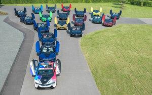 ひとまずはピリオド! 「BMW i8」の最終生産分がラインオフ