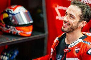 MotoGP:ドヴィツィオーゾ、骨折した左鎖骨の手術成功「完ぺきな状態でスペインGPを迎えられると確信」