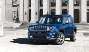 ジープ・ブランド初の個人向けカーリース「Jeep Flat Ride」、7月1日からスタート