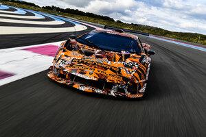最強のV12ランボルギーニ! ハイパーカー「SCV12」の走行シーンが公開