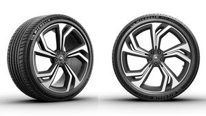ミシュランがスポーティーなデザインが印象的なプレミアムSUV向けスポーツタイヤ「Pilot SPORT 4 SUV」を発売