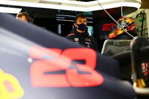 アルボン予選7番手「最後のコースオフがなければ3番手だった」レッドブル・ホンダ【F1第2戦予選】