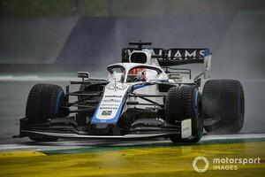 嬉しい反面、チームは悔しさも……ウイリアムズのラッセル、雨の予選でQ3進出まであとコンマ1秒の大健闘|F1シュタイアーマルクGP