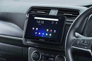 アツい車内でも動きがサクサク! 車内使用&持ち運びもできる便利なタブレット!|カロッツェリア