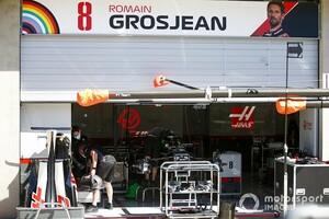 ハース、予選後の作業でパルクフェルメルールに抵触か? FIAが審議中