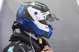 ボッタス、前戦ポールの再現ならず「難コンディションに苦労した」メルセデス【F1第2戦予選】