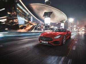 限定40台の特別仕様も設定! 「メルセデスAMG GT」がマイナーチェンジ