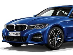 BMW3シリーズセダンに待望の「318i」追加。2L直4ターボ搭載のエントリーグレード!