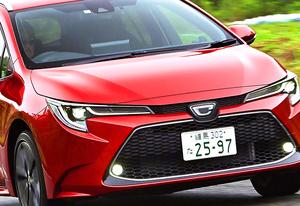 カルディナGT-FOURの再来か!! カローラツーリング特別仕様車が即完売!!