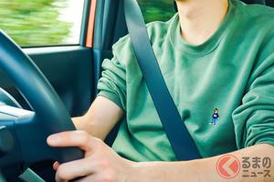 車外放出「ありえない」 警察も車も騙すシートベルトの「たすき着用」 誤った着用取り締まれない訳