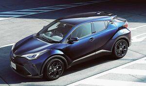 トヨタ、「C-HR」一部改良 特別仕様車追加も