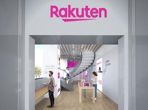 ピニンファリーナが内装をデザインした「楽天モバイル 渋谷公園通り店」がリニューアルオープン