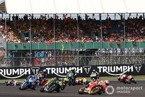 【MotoGP】イギリスGP、オーストラリアGPが中止が決定。カレンダー再編に伴う物流と運営の問題解決できず