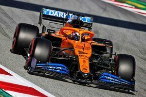 マクラーレン・グループ、第1四半期の収益は約231億円ダウン。F1チームも分配金を受け取れず減収