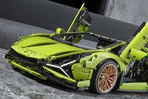 【全長60cm】ランボルギーニ・シアン LEGOで登場 レゴテクニック 3696ピース