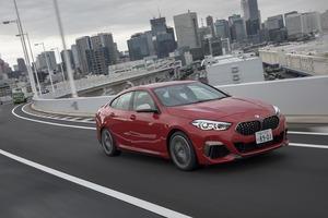 【国内試乗】「BMW 2シリーズ グランクーペ」BMW初のコンパクト4ドアクーペ登場