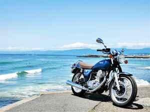 《後編》SR400でのツーリングで深まる愛。400ccとか大型バイクとか、排気量も性能も関係ない!【YAMAHA SR400】