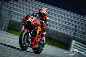 【MotoGP】KTM、MotoGP再開に先駆けたテストを完了。ポル・エスパルガロ「感覚取り戻せた」