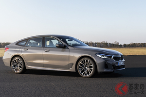 BMW「6シリーズGT」も改良新型が登場! すべて48Vマイルドハイブリッド搭載