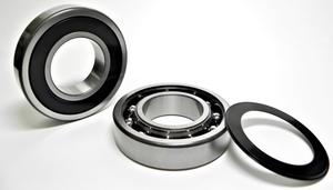 ジェイテクト:電気自動車モータ用高速回転グリース潤滑玉軸受を開発