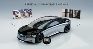 メルセデス・ベンツとNVIDIAが次世代車両の開発で協業