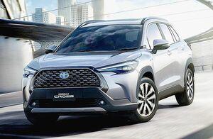 トヨタ、新型SUV「カローラ・クロス」 タイで発売 日本発売は未定