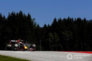 F1シュタイアーマルクFP1速報:レーシングポイントのペレスが最速タイム。レッドブル・ホンダのフェルスタッペンが僅差の2番手