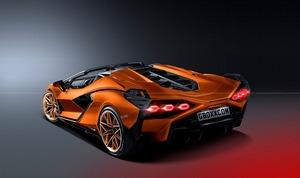 【スクープ】ランボルギーニが史上最速のオープンモデル「シアン・スパイダー」を開発中?