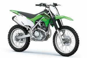 カワサキ、オフロード専用『KLX230R』の2021年モデルを8月1日から発売