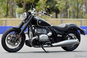 BMW Motorradの新型クルーザー「R 18」 発売に先駆け全国4会場で特別展示を実施