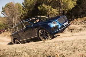 【累計2万台】英ベントレーの高級SUV、ベンテイガ 4年で大台乗せ