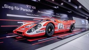 ポルシェ・ミュージアム、ル・マン24時間を初制覇した「917KH」をル・マンのバーチャル開催に合わせて公開