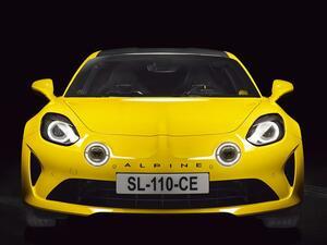 「アルピーヌ A110 カラーエディション2020」は初代で人気だったソリッドイエローを復刻